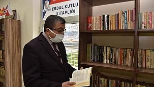 Başkan Öz en çok kitap okuyanları ödüllendirdi