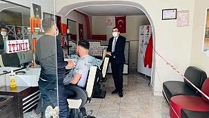Başkan Öz, esnaf ziyaretleriyle güne başlıyor