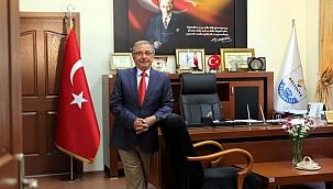 """Başkan Özacar, """"23 Nisan, Türkiye'nin kuruluşunun ilk adımıdır"""""""
