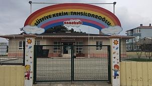 Bayramiç'de okulda Covid-19 çıkınca yüz yüze eğitime ara verildi