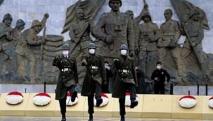 Çanakkale Kara Savaşları törenleri gerçekleştirildi