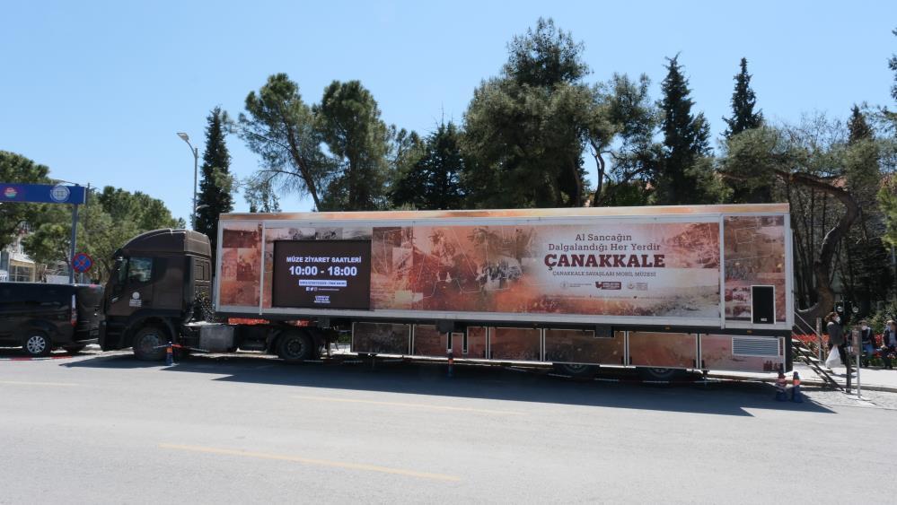 Çanakkale Savaşları Müzesi Muğla'da