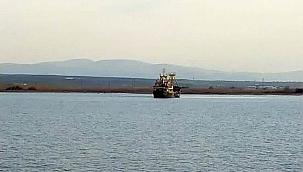 Karaya oturan 'Batuhan A' isimli kargo gemisi kurtarıldı