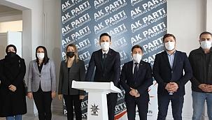 "Makas: ""CHP'yi Muharrem İnce'ye ve Nejat Önder'e sorun"""