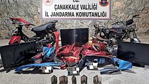 Motosiklet hırsızlığı: 2 gözaltı