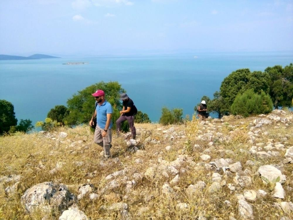 Pegai Kalesindeki arkeoloji çalışmaları tarihe ışık tutacak
