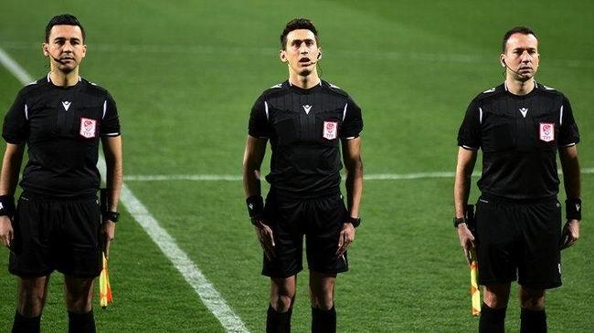 Süper Lig'de 33. haftanın hakemleri açıklandı