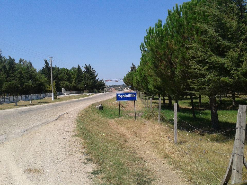 Yeniçiftlik köyünde karantina
