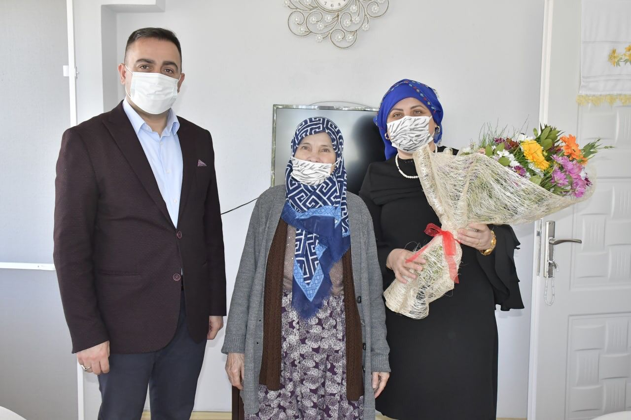 Başkan Erdoğan, Anneler gününde gönüllere dokundu