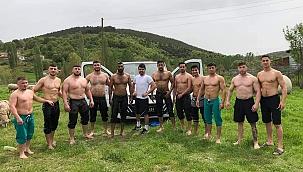 Çan Belediyesi Güreş Kulübü yeni sezona hazırlanıyor