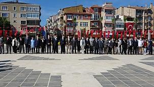Çanakkale'de 19 Mayıs kutlandı