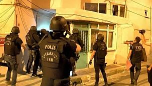 Çanakkale'de suç operasyonu