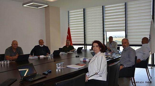ÇTSO, TOBB Delegeleri 76.ve 77. Genel kurula elektronik ortamda katılım sağladılar