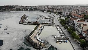 Uzmanlardan müsilaj olan bölgelerde denize girilmemesi uyarısı