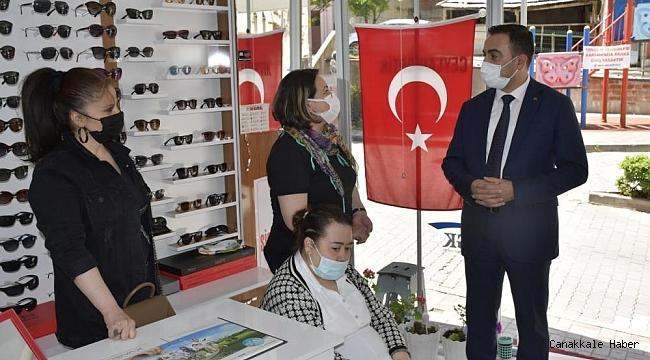 Başkan Erdoğan, Gözlükçüler ve Optisyenler Günü'nü kutladı