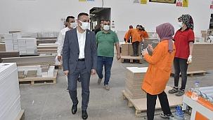 Başkan Erdoğan, OSB ziyaretlerine devam ediyor