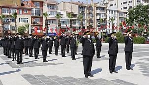 Jandarma teşkilatının 182'inci yılı törenle kutlandı