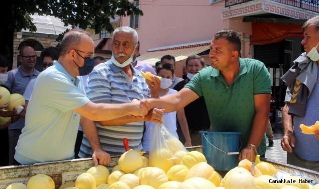 Bülent Turan Çanakkale Programı'nın startını Kalkım'da verdi