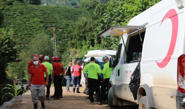 Kızılay'ın sel mağdurlarına yardımları sürüyor - Genel - Çanakkale Haber