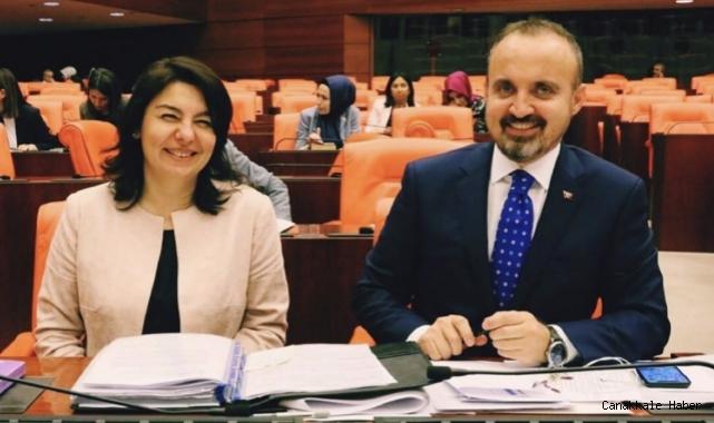Turan ve İskenderoğlu; 15 Temmuz Demokrasi ve Milli Birlik Günü Mesajı Yayınladı