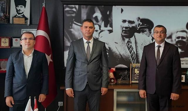 İŞKUR'dan Çan Belediyesi'ne ziyaret