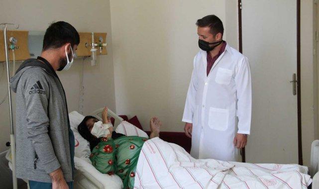 Şırnak'ta ilk kez laparoskopik böbrek kanseri ameliyatı yapıldı