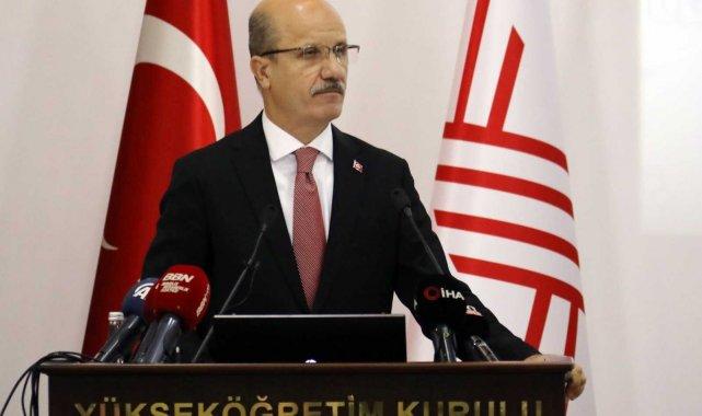 """TOBB Başkanı Hisarcıklıoğlu: """"Türkiye yükseköğretim açısından birçok Avrupa ülkesinden çok daha iyi durumda"""""""