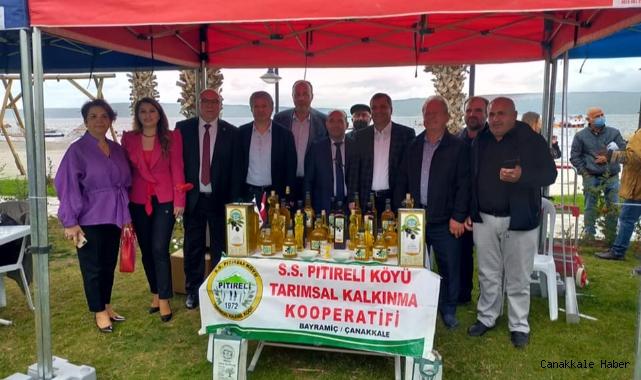 Troya Zeytinyağı Festivali gerçekleştirildi