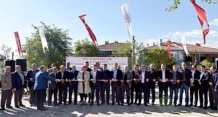 Çan'a yeni spor alanı