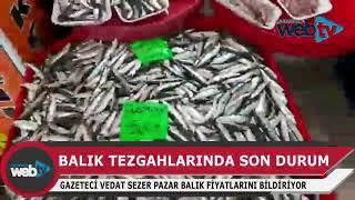 Çanakkale'de balık fiyatları?