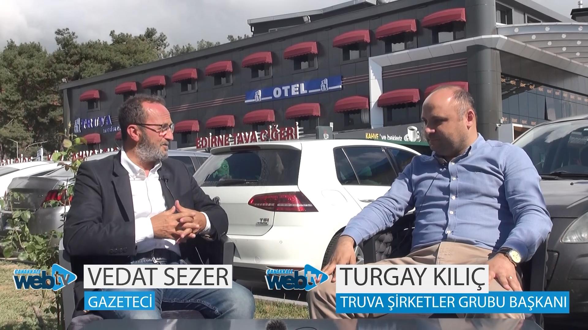 Bakış Açısı programının konuğu Turgay Kılıç