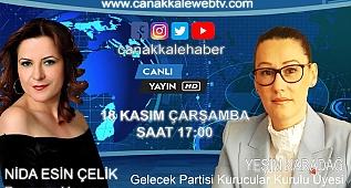 Hedef Başarı'nın konuğu Yeşim Karadağ